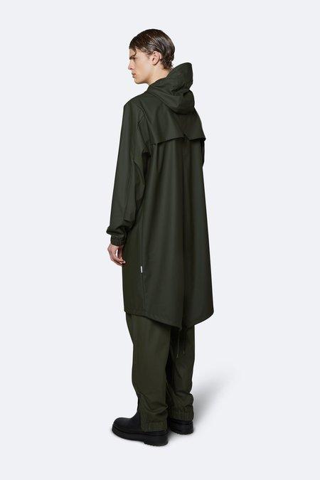 Rains Fishtail Parka Jacket - Green