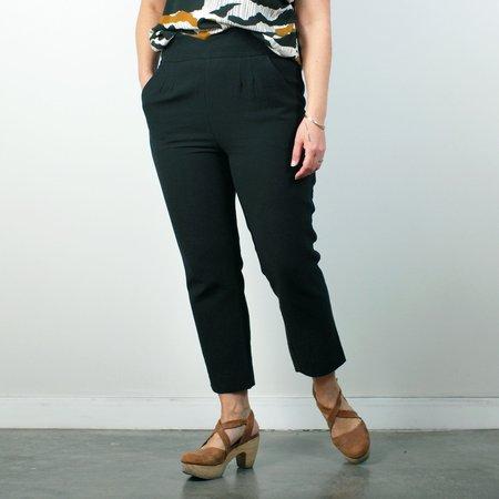 COKLUCH Mistral Pants - Black Waffle