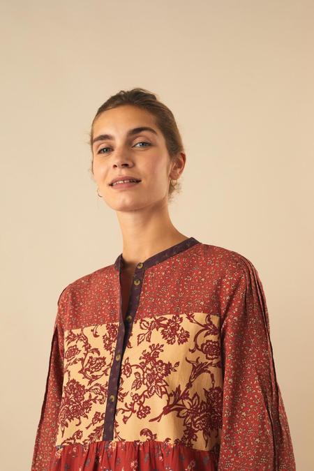 Tidy Street General Store Leon and Harper Reglisse Dress - Floral print