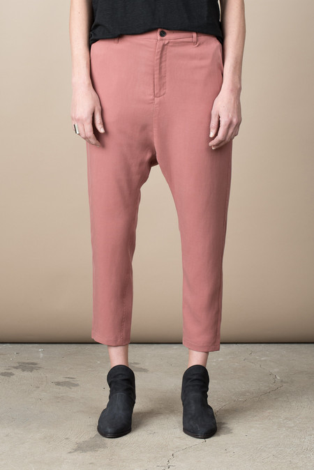 Hope Was Trouser In Old Pink