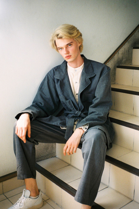 Seeker Studios Anywhere Jacket - Grey