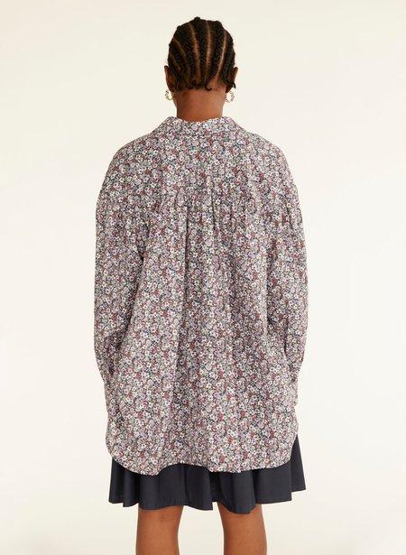 Eliza Faulkner Venti Shirt - Midnight Floral