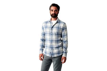 Faherty Brand Shirt - Easton Plaid