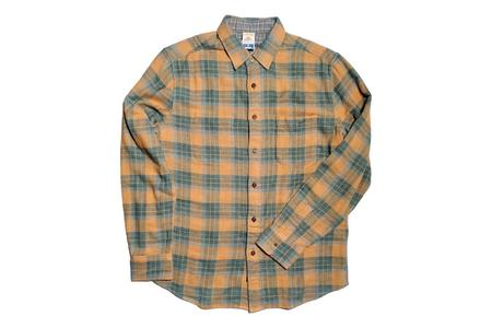 Faherty Brand Reversible Shirt - Elmwood Plaid