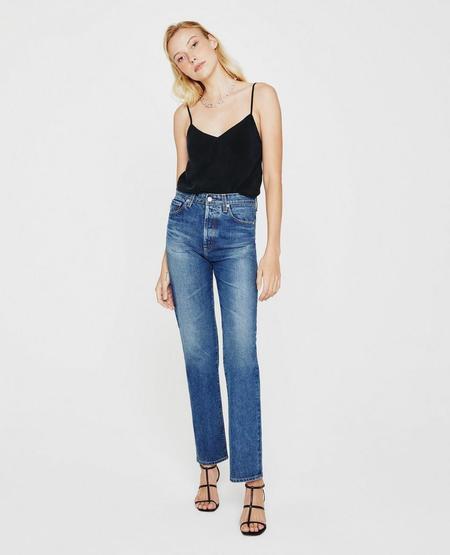 AG Jeans The Alexxis Slim - Blue