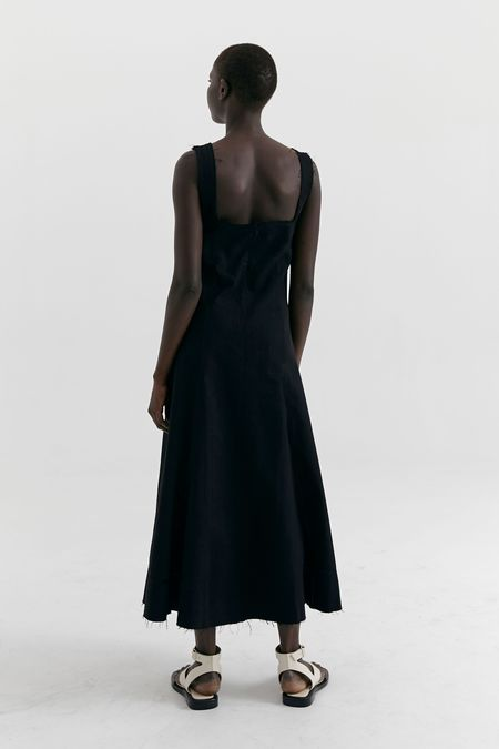 MARLE Anouk dress - Black