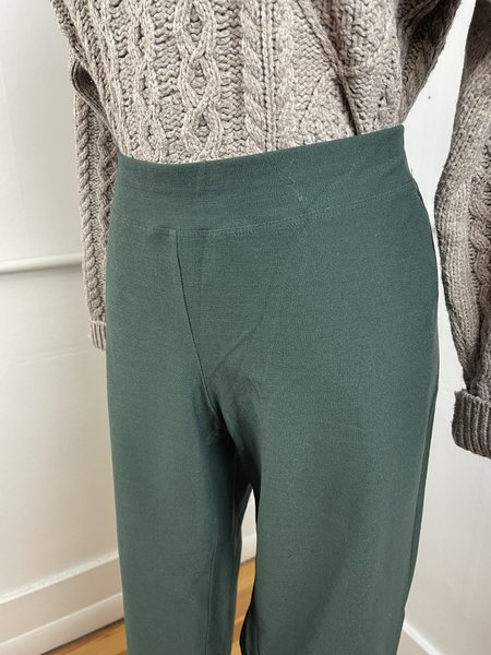 [Pre - Loved] Eileen Fisher Pull-On Pants - Olive