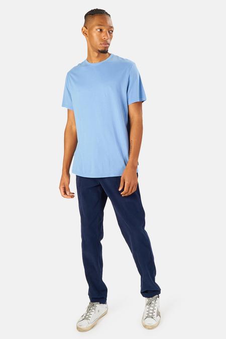 04651/ 04651 Organic T-Shirt - Blue