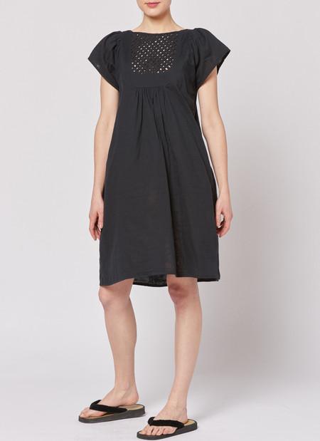Built by Wendy Lattice Dress - Black