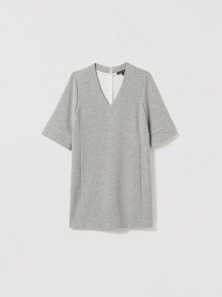 Judith & Charles Belgravia Dress - Grey Melange