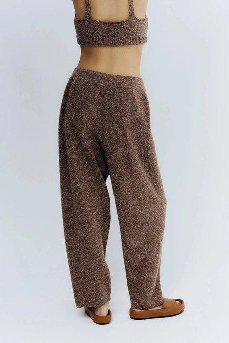 Mónica Cordera Soft wool pants