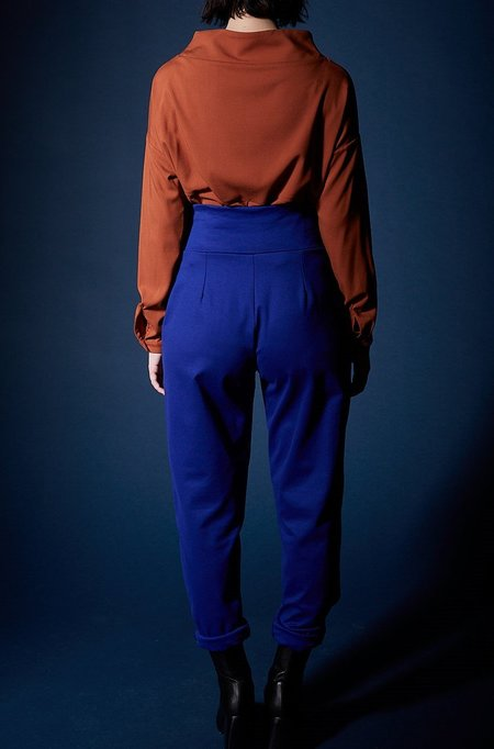 Melow Design Zatar Pant - Cobalt