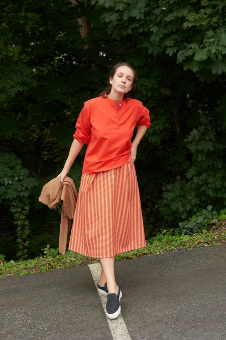 Sofie D'Hoore Seoul Skirt - Paprika