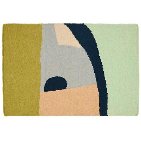 Cold Picnic 2 x 3 Flatweave Rug - Follow the Summer Around the World