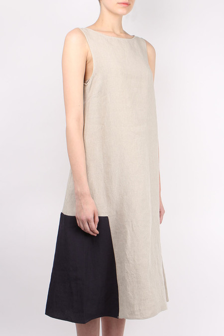 A Punto B Color Block Dress