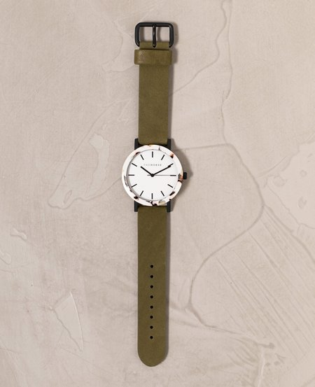 The Horse Watch - Nougat/Olive