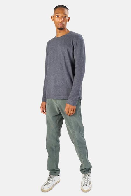 Blue&Cream Reade Long Sleeve T-Shirt - Lava