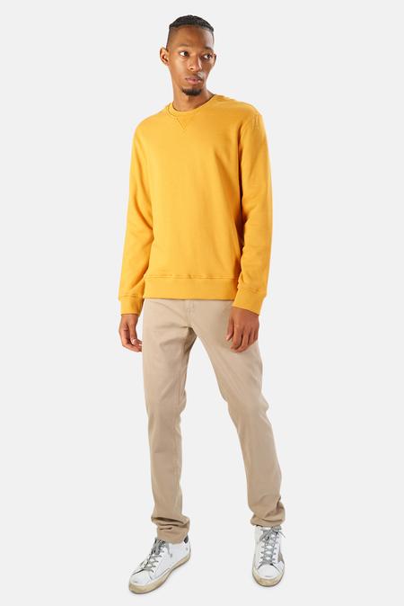 Blue&Cream Mont Blanc Crewneck Sweater - Tuscany