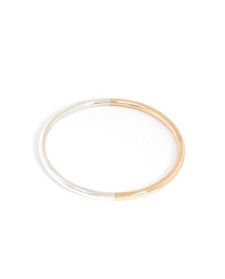 Minoux Jewelry Duo Bangle Bracelet