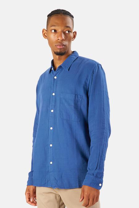 Kato The Ripper Shirt - Navy