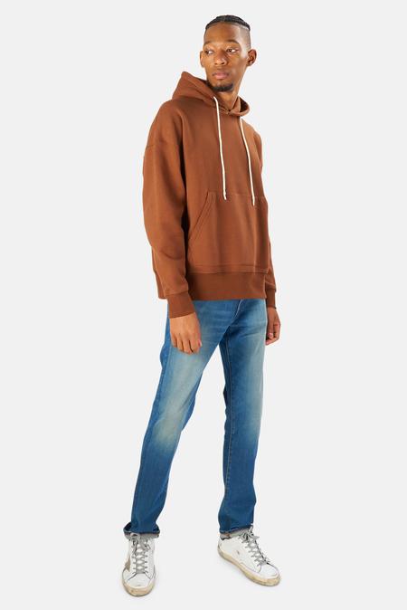 President's Hoodie Sweater - Brown
