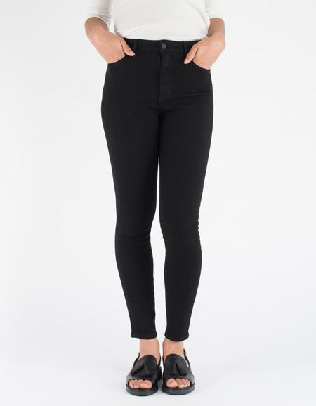 Neuw Marilyn Skinny Jean Pure Black