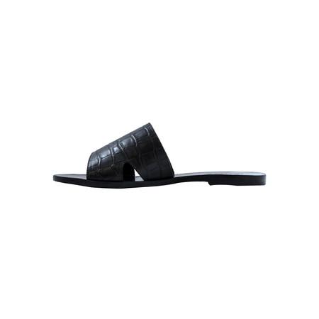 Cartel Footwear Abata sandal - Black
