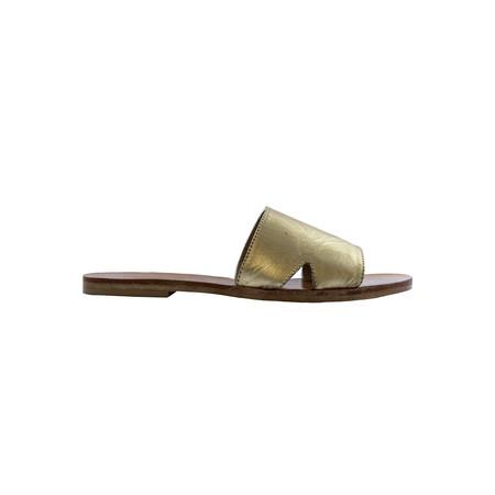 Cartel Footwear Abata - Gold