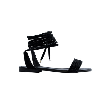 Cartel Footwear Estefania - Black