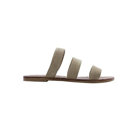 Cartel Footwear Manta - Beige