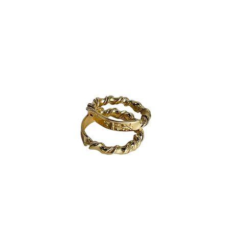 Melissa De La Fuente Soul Friend Ring