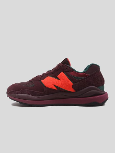 New Balance M5740WA1 sneakers - Burgundy/Orange