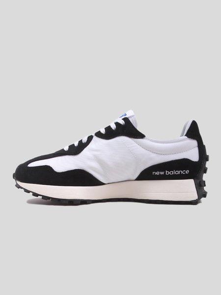New Balance MS327LB1 sneakers - Black/White