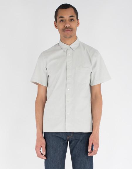La Paz Ribeiro Shirt White Blue Rain