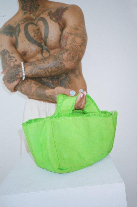 SMALL BAG - NEON GREEN