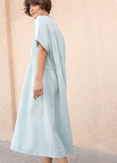 Atelier Delphine Lihue Dress - Blue Grass