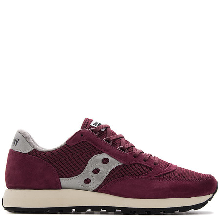 SAUCONY FREEDOM TRAINER - BURGUNDY