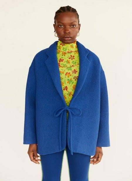 Eliza Faulkner Mara Coat - Electric Blue