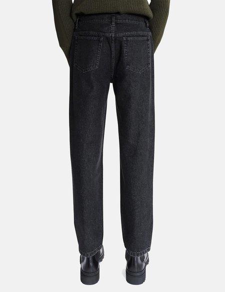 A.P.C. Martin straight leg Jeans - Black