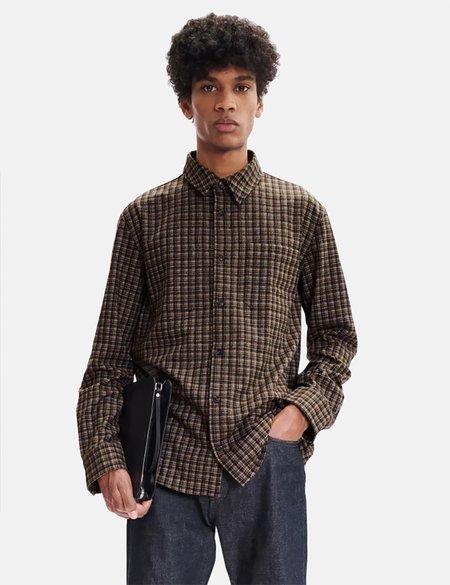 A.P.C. Justin Overshirt - Brown