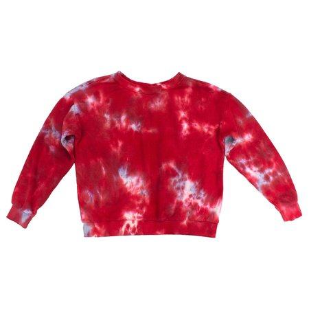 Jungmaven Yakama Cropped Sweatshirt - Venus Rising