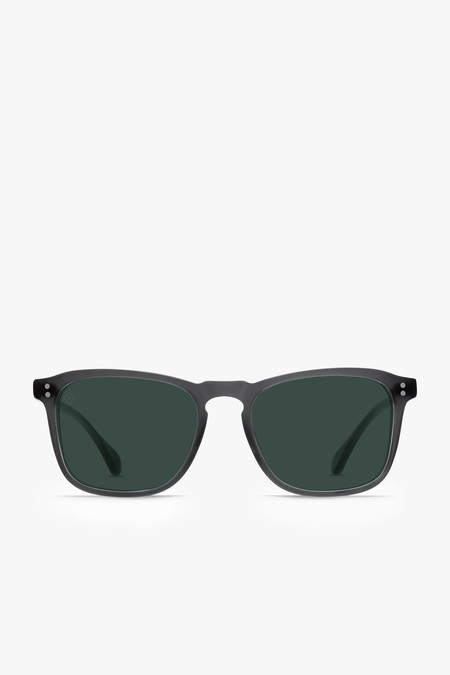 Raen Optics Wiley Sunglasses in Matte Crystal Grey