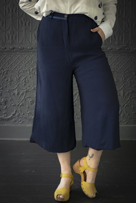H+ Hannoh Wessel Tosca Pant - Navy