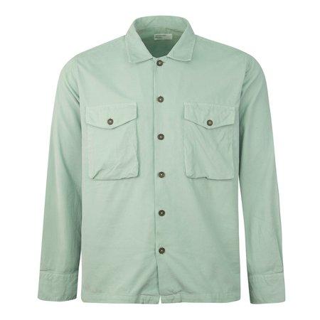 Universal Works Trek Pocket Cord Shirt - Mint