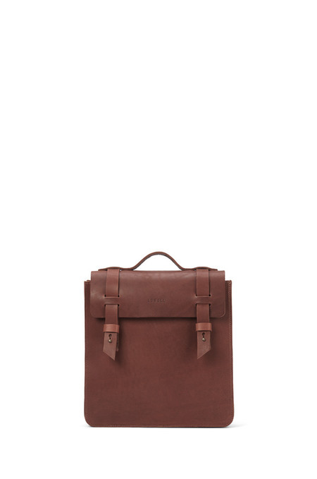 Lowell VAN HORNE COGNAC OUTLAW LEATHER