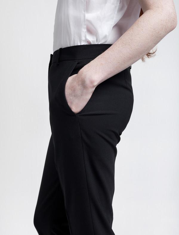 Derek Lam 10 Crosby Saville Cropped Trouser