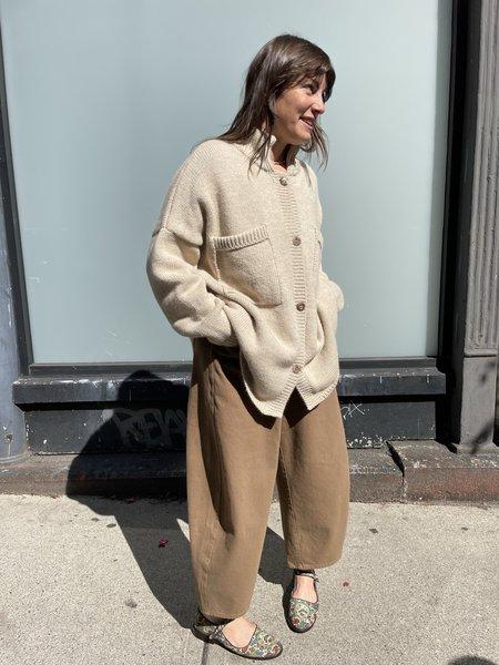 Monica Cordera  Ecowool Polo Jacket