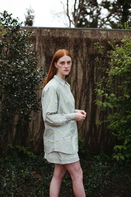 Mane Project Classic Shirt - Flower Patch