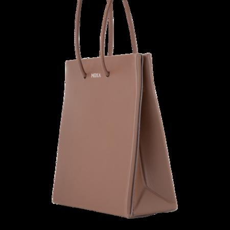 Medea Long Strap Prima Bag - Chocolate