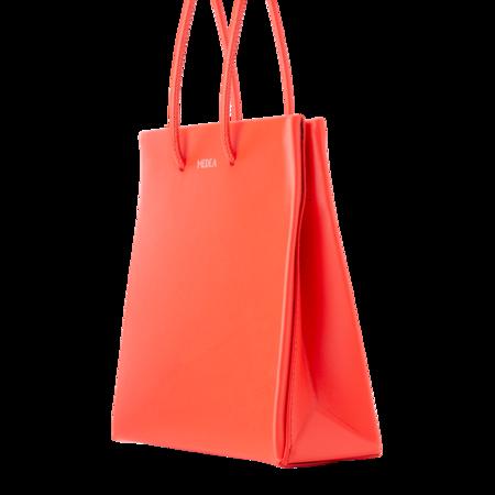 Medea Long Strap Prima Bag - Poppy Red
